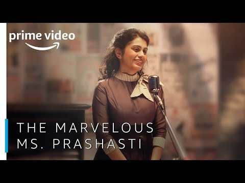 The Marvelous Ms. Prashasti Singh | Amazon Prime Video India
