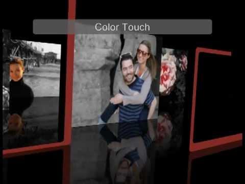Color Touch Presentazione creata con Nero...