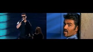 George Michael - Outside (LaRCS, by DcsabaS, 2008 London)