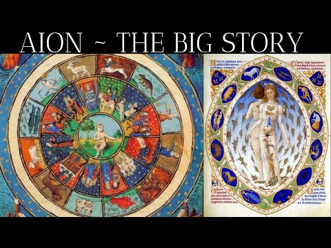 The Big Story In Aion By Carl Jung Are We Just Puppets Of The Stars Youtube