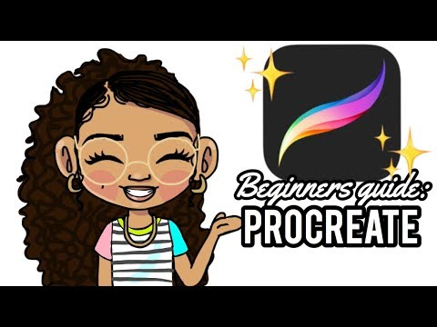 Beginners Guide to PROCREATE / GET STARTED WITH DIGITAL ART Mp3
