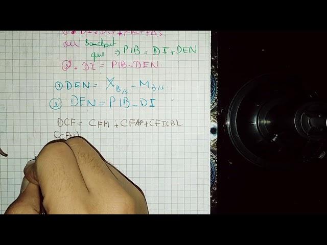 les agrégats de la comptabilité nationale bac 2021 (agrégats de la dépense) 4/5