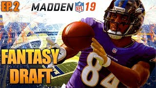 TRADES ACCEPTED!! SAMMY WATKINS JOINS THE TEAM! MADDEN 19 FRANCHISE MODE *Ep.2*