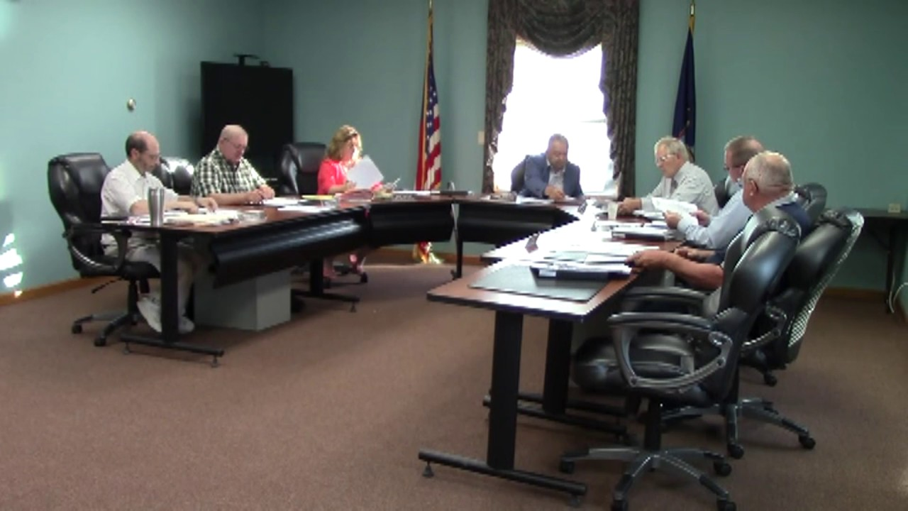 Champlain Town Board Meeting  6-13-17