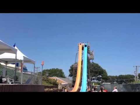 Water Wizz: Devil's Peak, Orange Slide