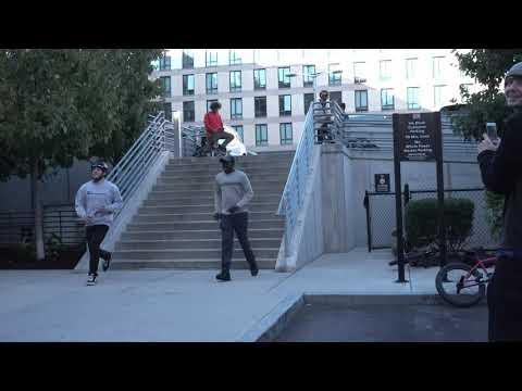 BMX | Cruising With Matt Trab