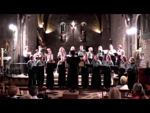 Mendelssohn,  3 Motets Op.39 - II. Laudate Pueri - Maîtrise Gabriel Fauré