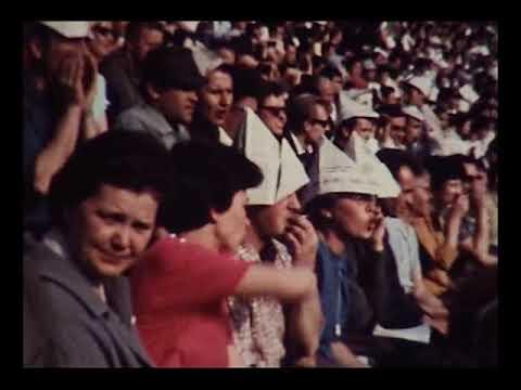 東京オリンピック TOKYO 1964 OLYMPICS (AMATEUR FOOTAGE)