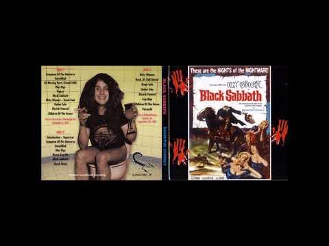 Black Sabbath 1976 12 08 Pittsburgh Civic Arena
