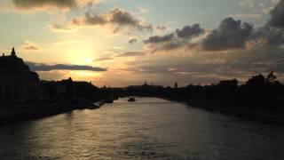 Mind Space by the River Seine (Paris)