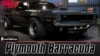 Need For Speed Payback: Plymouth Barracuda | Abandoned Car Location + Customization