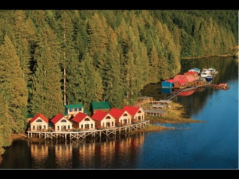 Nimmo Bay Wilderness Resort | Canada  | World Travel Studio