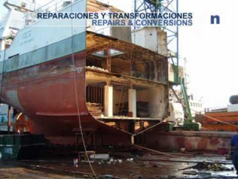 Novarue. Construccion y reparacion naval