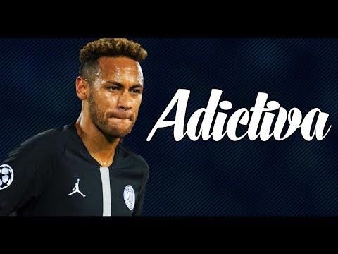 Neymar Jr ● Adictiva - Daddy Yankee & Anuel AA ᴴᴰ
