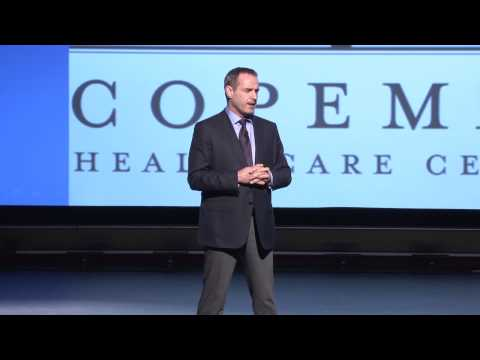 CAFE Calgary College - Thought Leaders Series: Don Copeman, Copeman Healthcare Centre