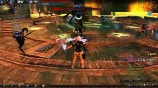 Vindictus EU - Crom Cruach 0 hit (Arisha)