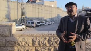 القدس- الجدار العازل يخنق القدس