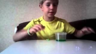 как сделать фокусные пузыри