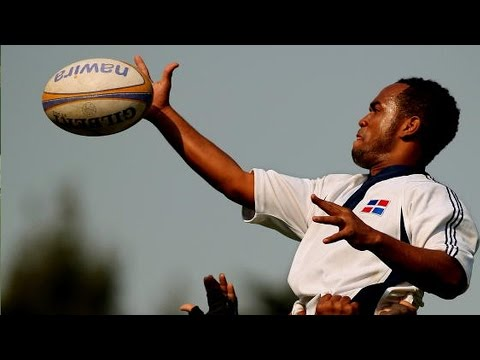 Rugby passion in the Dominican Republic