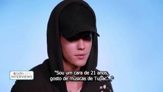 Radio: Justin Bieber fala sobre trabalhar com Skrillex [LEGENDADO]
