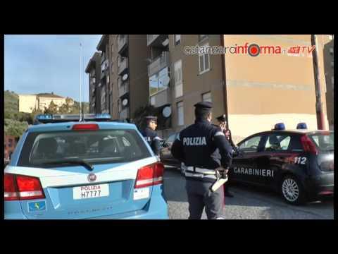Operazione Polizia e Carabinieri in via Isonzo