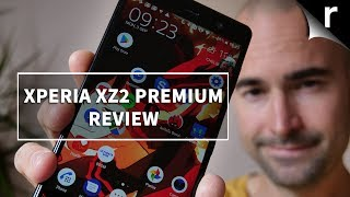 Sony Xperia XZ2 Premium Review | Absolute unit
