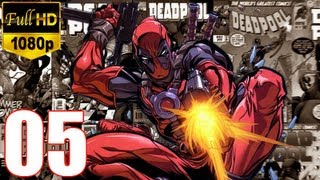 Deadpool Walkthrough Part 5 Gameplay Let