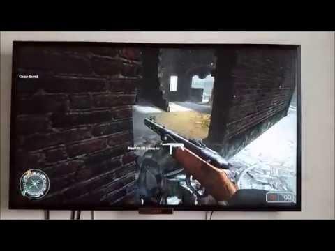 sony w805 best tv for gaming 16 ms input lag (telewizor do gier)