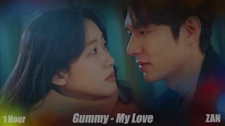Gambar cover [ 1 Hour ] GUMMY (거미) - My Love | Piano | Relaxation & Study Music | The King : Eternal Monarch OST