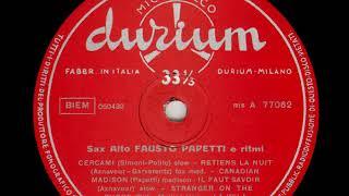 Fausto Papetti   Sax Alto e Ritmi n  3 09   Retiens la nuit