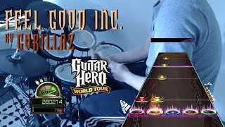 Feel Good Inc. - Guitar Hero World Tour - Expert Drums 100% FC