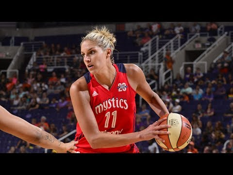 Elena Delle Donne WNBA All-Star 2017 Season Highlights