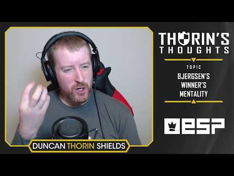 Thorin's Thoughts - Bjergsen's Winner's Mentality (LoL)