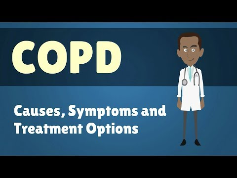 COPD - Causes, Symptoms and Treatment Options