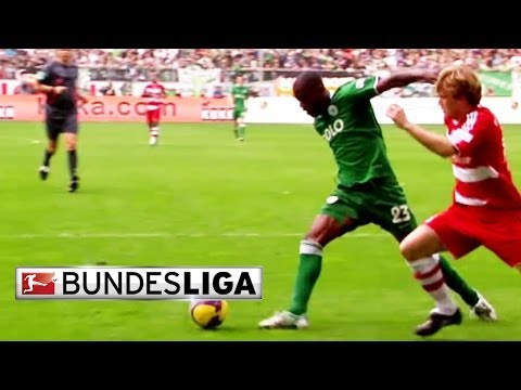 Best Bundesliga Goals - The Great Grafite