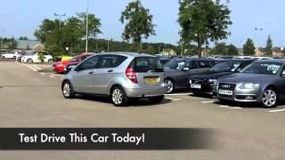 Mercedes Benz A Class Special Edition 2009 Videos