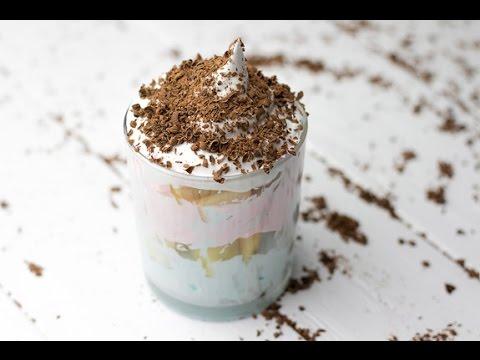 Как сделать десерт в домашних условиях