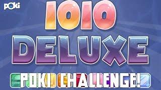 New 10x10 Game! 1010 Deluxe high score Poki challenge