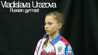 Vladislava Urazova - Amazing 13 year old Russian gymnast!