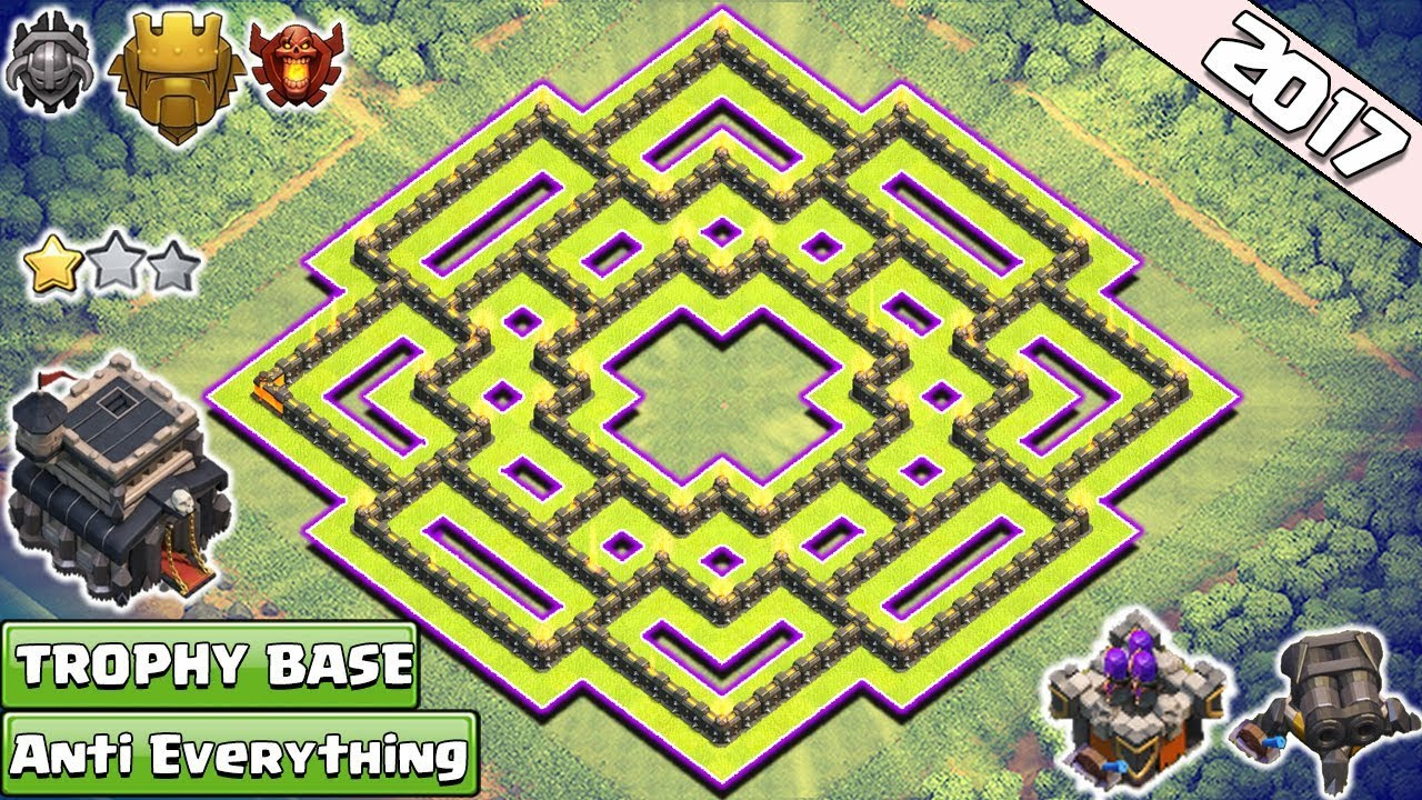 Anti Everything Best Th9 Trophy Base 6