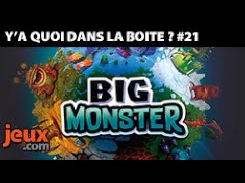 Big Monster - Unboxing