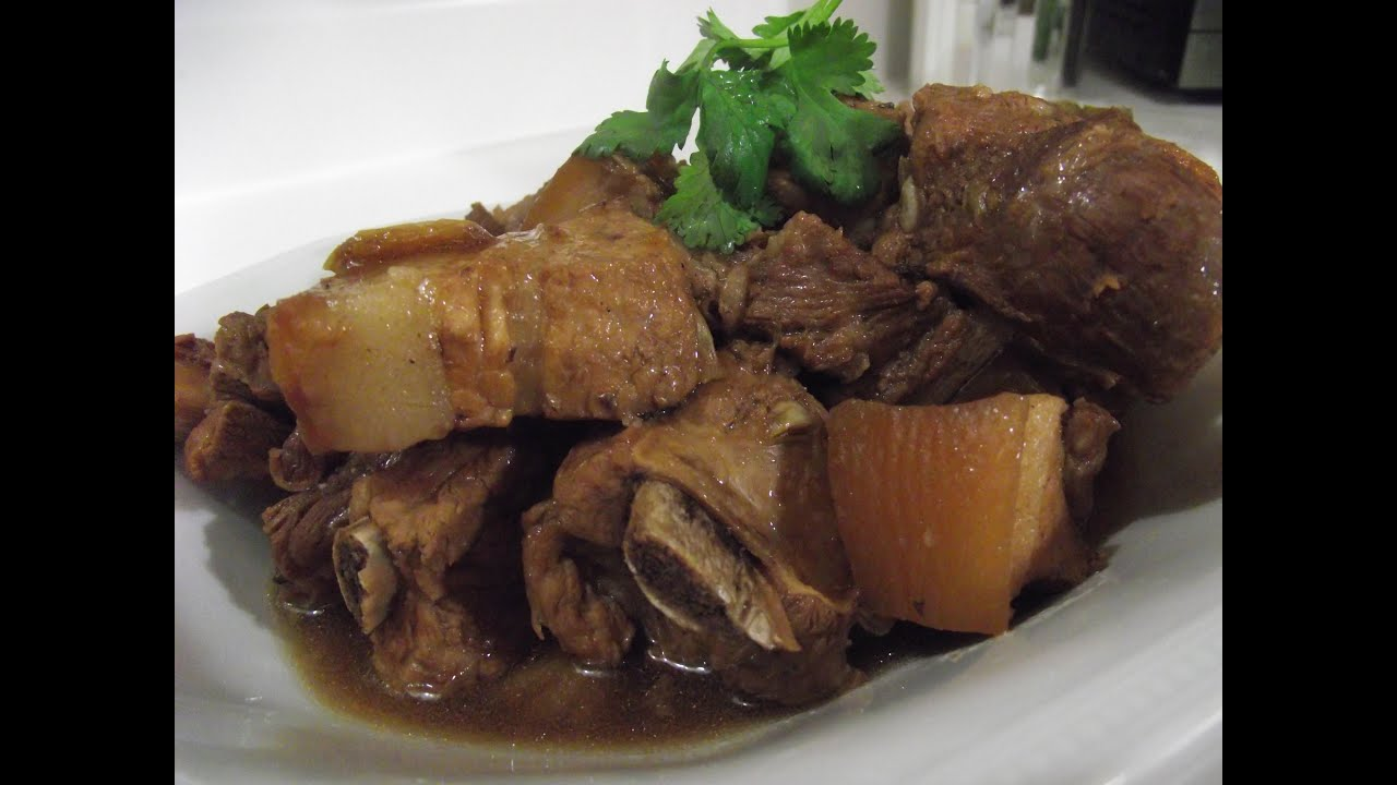 Pork Adobo - YouTube