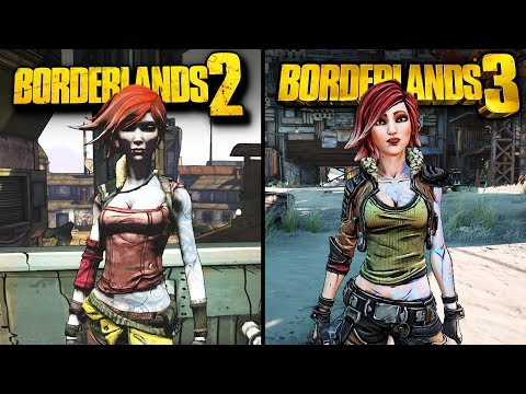 Borderlands 3 Vs Borderlands 2 | Direct Comparison