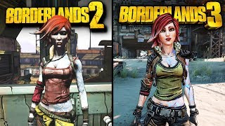 Borderlands 3 vs Borderlands 2 | Direct Comparison