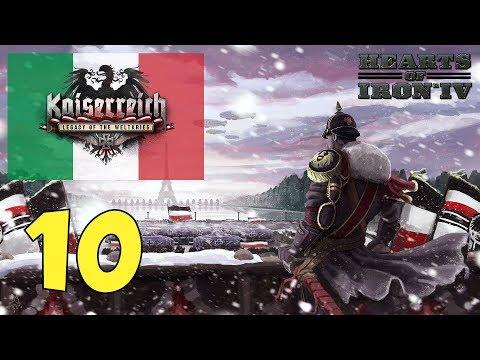 [HOI IV Kaiserreich] - #10 - La Caduta dei Giganti - Repubblica Italiana