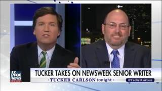 Tucker Carlson Ends Kurt Eichenwald's Career