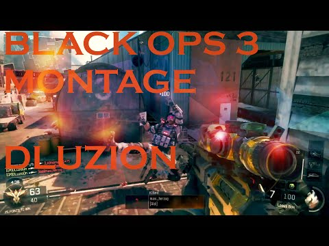 ''Somewhere I belong''- Black Ops 3 Montage by DLuzion