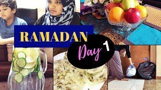 Getting Ready & Ramadan Day 1/Steamed Irachi Pathiri/Chicken masala/Thari Kanhi/Chicken curry/Vlog