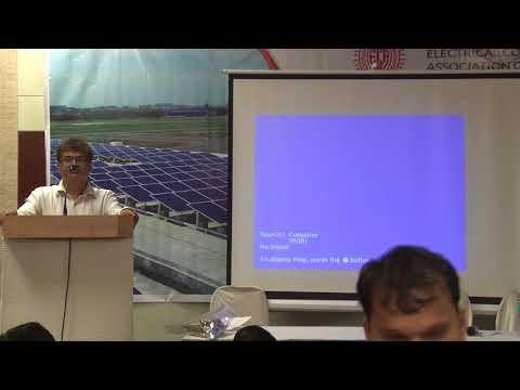 RelyOn Solar @ ECAM Technical Seminar