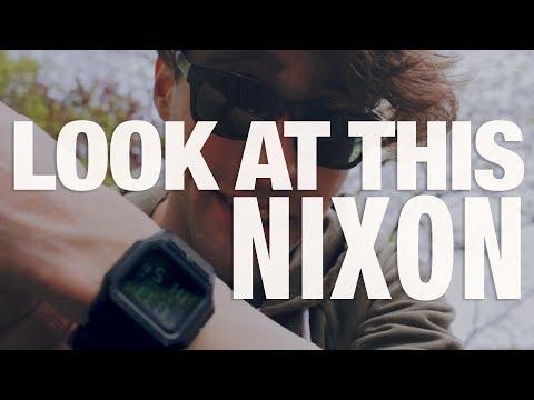 The Nixon Regulus is a BEAST